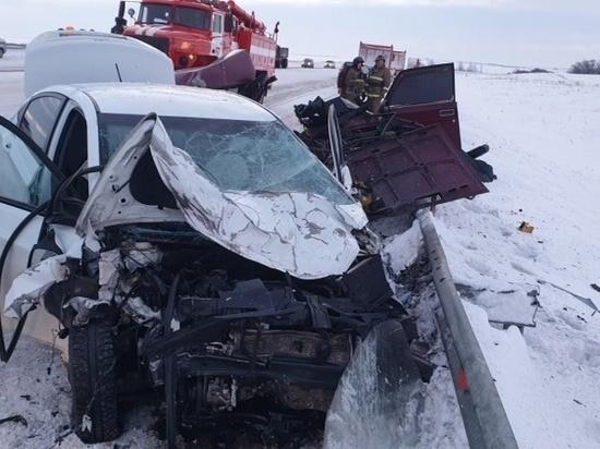 В Челябинской области в январские каникулы произошло рекордное количество автоаварий