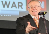Жириновский объяснил обращение к россиянам словом