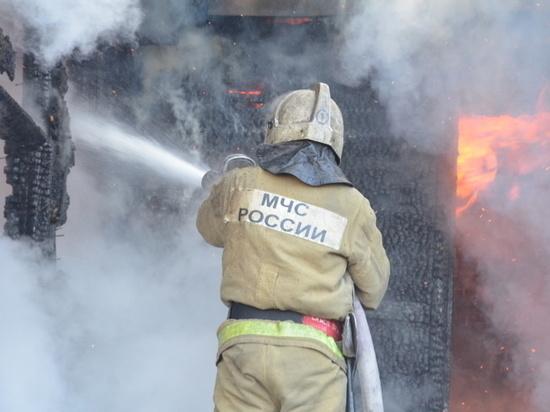 Пять пожаров потушили камчатские огнеборцы за новогодние каникулы