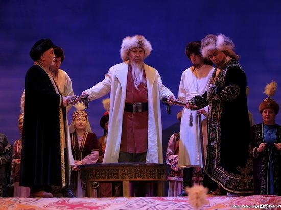 «Абай-Гала»: новое прочтение легендарной оперы спустя 75 лет