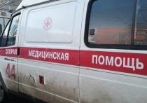 Пожарные из Белово спасли замерзавшего дальнобойщика