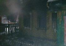 79-летняя жительница Башкирии стала жертвой пожара