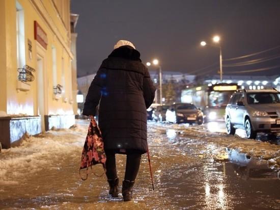 Южный ветер продолжает нагнетать в Архангельскую область тепло