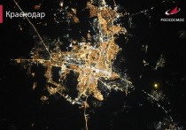 Роскосмос показал кубанские города с высоты в 420 километров