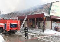Пожаром в Искитиме займутся Следственный комитет и прокуратура НСО