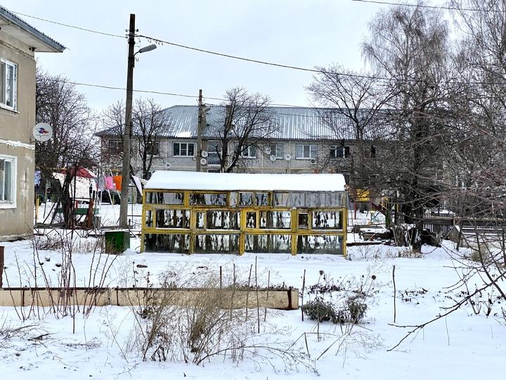 Поселок ялта тульской области фото