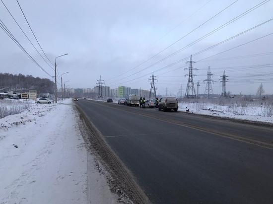 На северо-западе Челябинска насмерть сбили пешехода