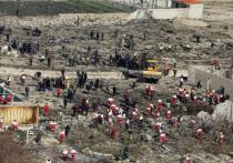 Украина назвала три основных версии крушения «Боинга» в Иране