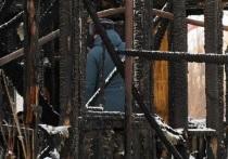 Названа возможная причина пожара с погибшим ребенком в Ноябрьске