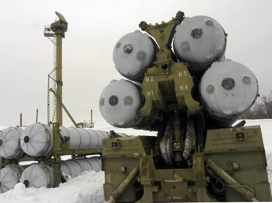 Ирак снова захотел купить росссийские С-300