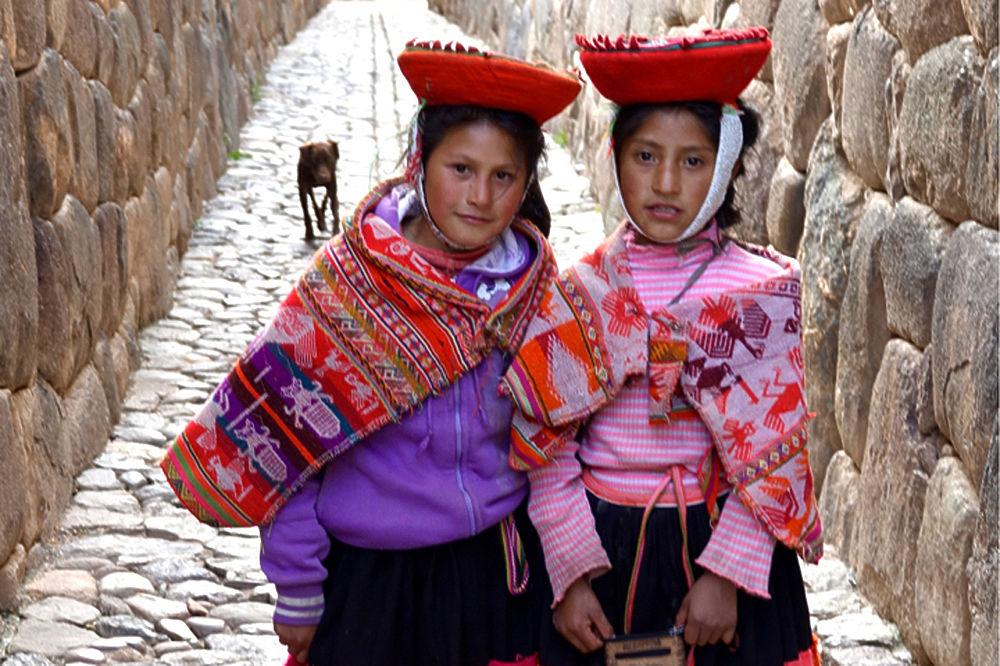 Перуанский фотодневник Нины Шацкой: певица в стране инков