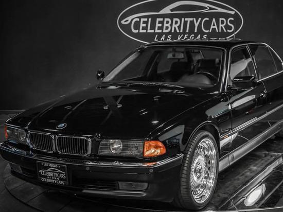 BMW, в котором застрелили рэпера Тупака, продают за $1,6 млн - Общество