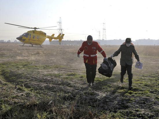 Иран считает объявление Канады о изучении авиакатастрофы непривычным