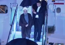 Рухани заверил Зеленского, что предоставит всю информацию по авиакатастрофе