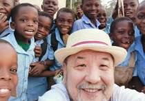 Верховный шаман Бурятии гостит у жрецов Вуду в Африке