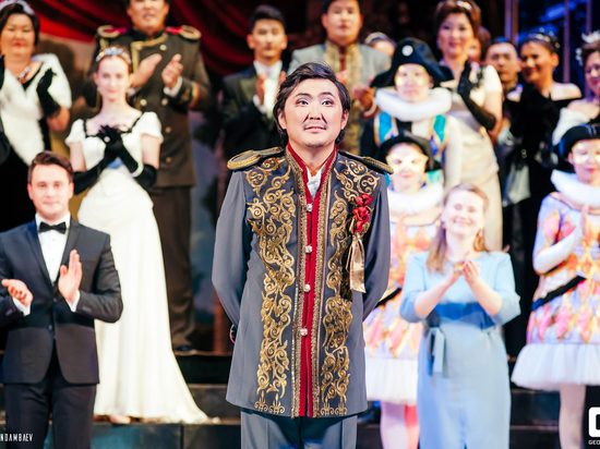 Чингис Аюшеев специально прилетит в Улан-Удэ, чтобы спеть в «Тоске»