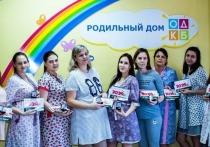 Первая малышка-великанша родилась в Кемерове