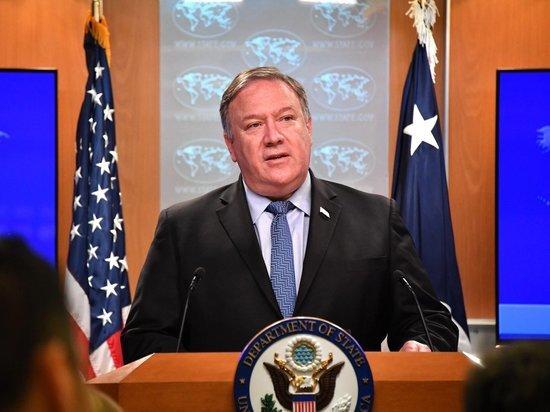 Помпео констатировал отсутствие конкретных данных о якобы готовящихся атаках Сулеймани