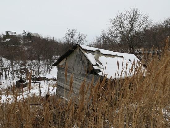 В Саратовской области подсчитано точное количество вымирающих деревень