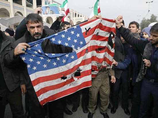 Противостояние в Иране: Трамп - не Картер