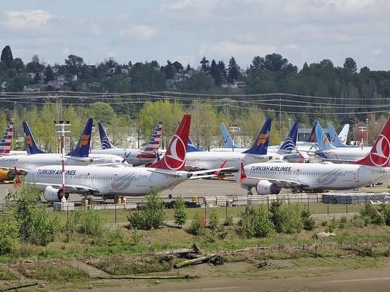 Boeing опубликовал внутреннюю документацию по самолету 737 MAX