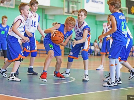 Псковские школьники сразятся в первенстве города по мини-баскетболу