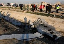 Катастрофа «Боинга» «Международных украинских авиалиний» в центре внимания мировых политиков и СМИ