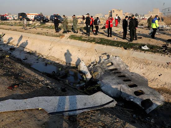Эксперт обвинил США в уничтожении украинского «Боинга» в Иране