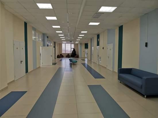 В Твери осмотрели новую школу в микрорайоне «Брусилово»