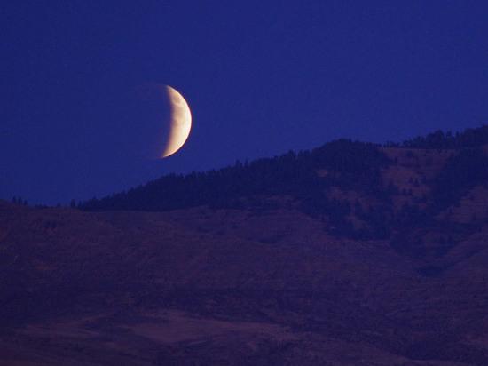 Лунное затмение в ночь на 11 января: чем оно уникально