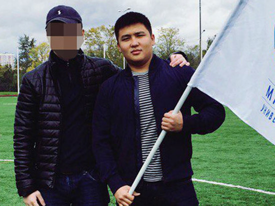 Полиция задержала уроженца Казахстана и допросила его приятеля