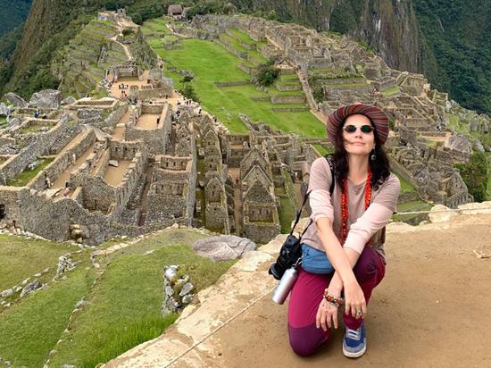 «Холодный склеп неизвестной цивилизации»: Нина Шацкая почувствовала странную ауру Мачу-Пикчу