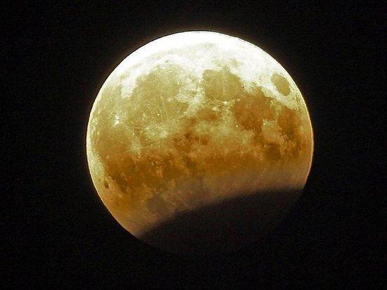 Жители Калмыкии могут увидеть лунное затмение