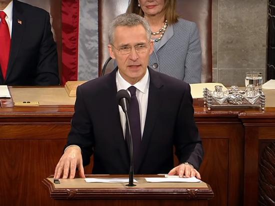 Генсек НАТО отреагировал на версию о попадании в Boeing ракеты в Иране