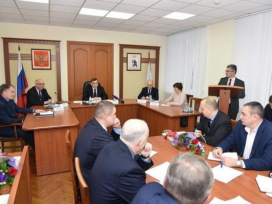 В Правительстве Марий Эл обсудили реализацию национальных проектов