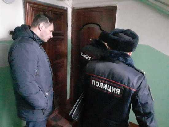 В Иванове 4-летнего мальчика, который несколько дней обитал в «пьяной» квартире, вызволяли полицейские