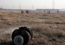 """Как передает в субботу агентство Bloombergсо ссылкой на иранское информагентство, власти Исламской Республики заявили, что пассажирский лайнер """"Международных авиалиний Украины"""" в небе над Тегераном был сбит случайно"""