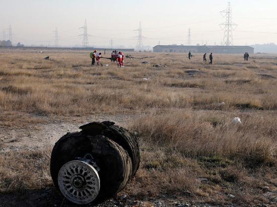 МИД Ирана: причиной авиакатастрофы стала человеческая ошибка, допущенная из-за авантюризма США