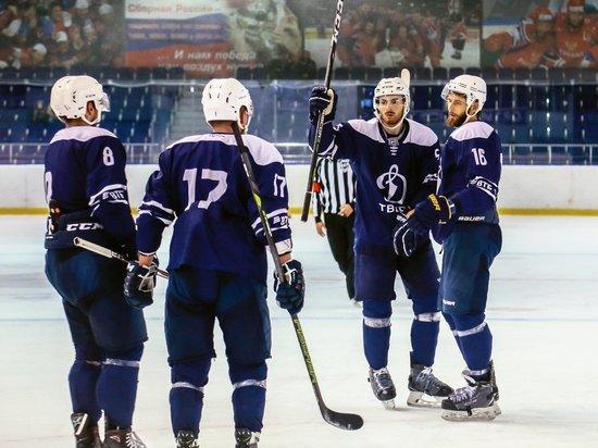 Тверские хоккеисты