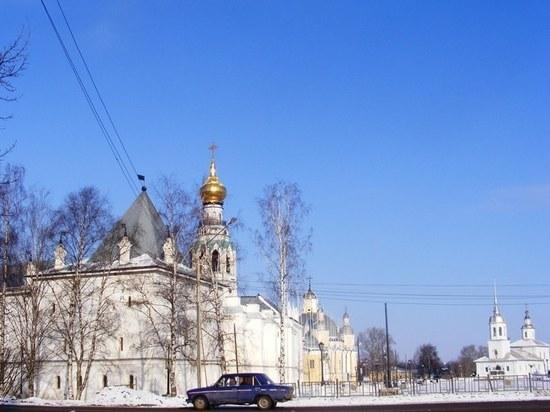 «Рождественские огни» в Вологде объединили сотни артистов из разных регионов страны