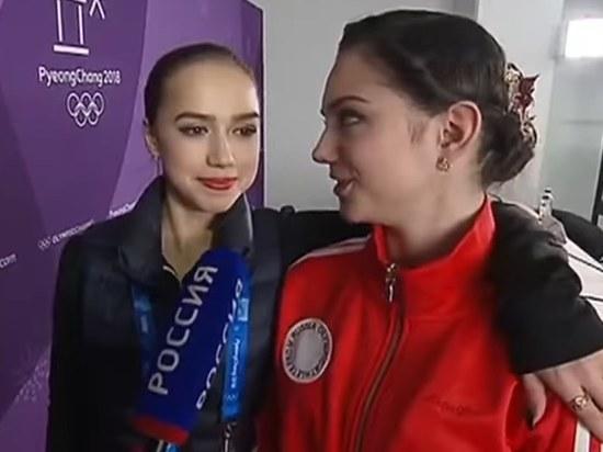 СМИ подсчитали заработок Загитовой и Медведевой на шоу Навки