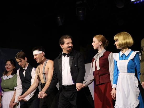 Волгоградский казачий театр за год показал 286 спектаклей