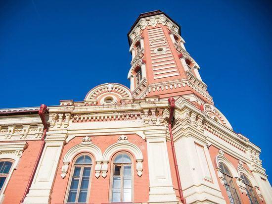 В Волгограде открыта обзорная площадка царицынской каланчи