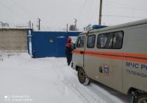 В Тульской области свыше 700 домов около часа оставались без электричества