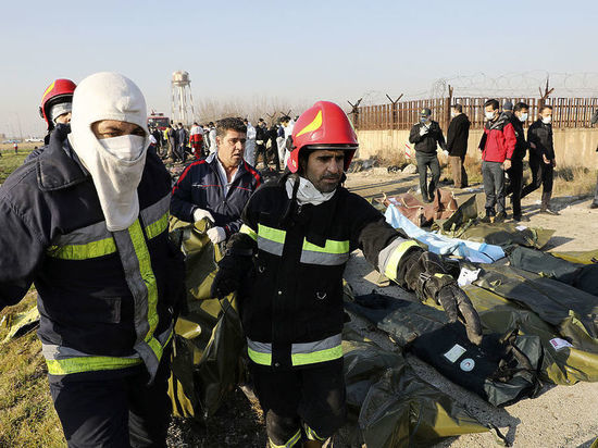 Эксперт прокомментировал ошибку иранского зенитчика, сбившего «Боинг»