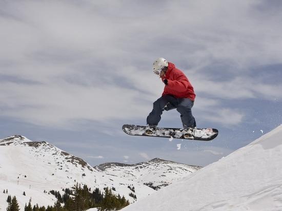 Кузбасские сноубордисты вошли в тройку лучших на кубке России