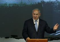 """Премьер-министр Израиля Биньямин Нетаньяху на заседании кабмина в воскресенье обрушился с критикой на власти Ирана за то, что они не сразу признали вину в гибели украинского """"Боинга"""""""