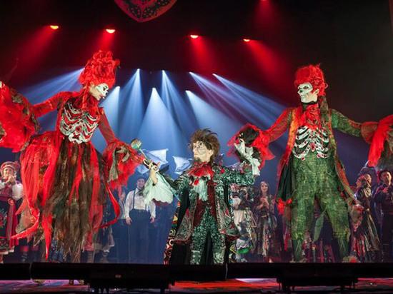Премьеру про тот свет показал детям «Театриум на Серпуховке»