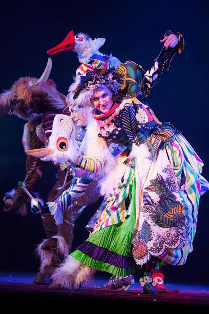«Театриум на Серпуховке» показал неожиданную премьеру
