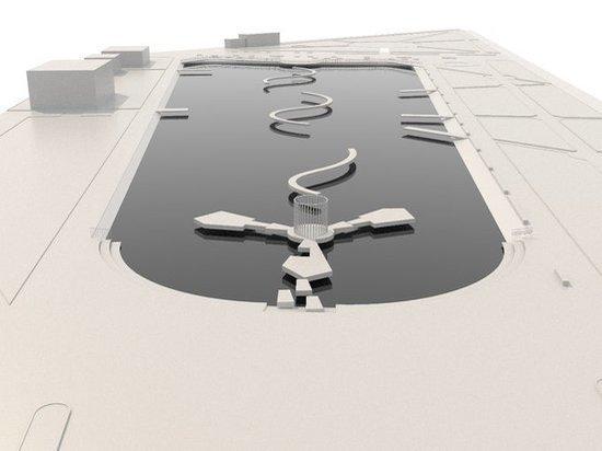 Узловчан зовут обсудить дизайн Свиридовского пруда